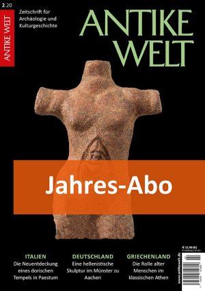 Icon Jahresabo Antike Welt
