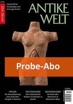 Probeabonnement Antike Welt