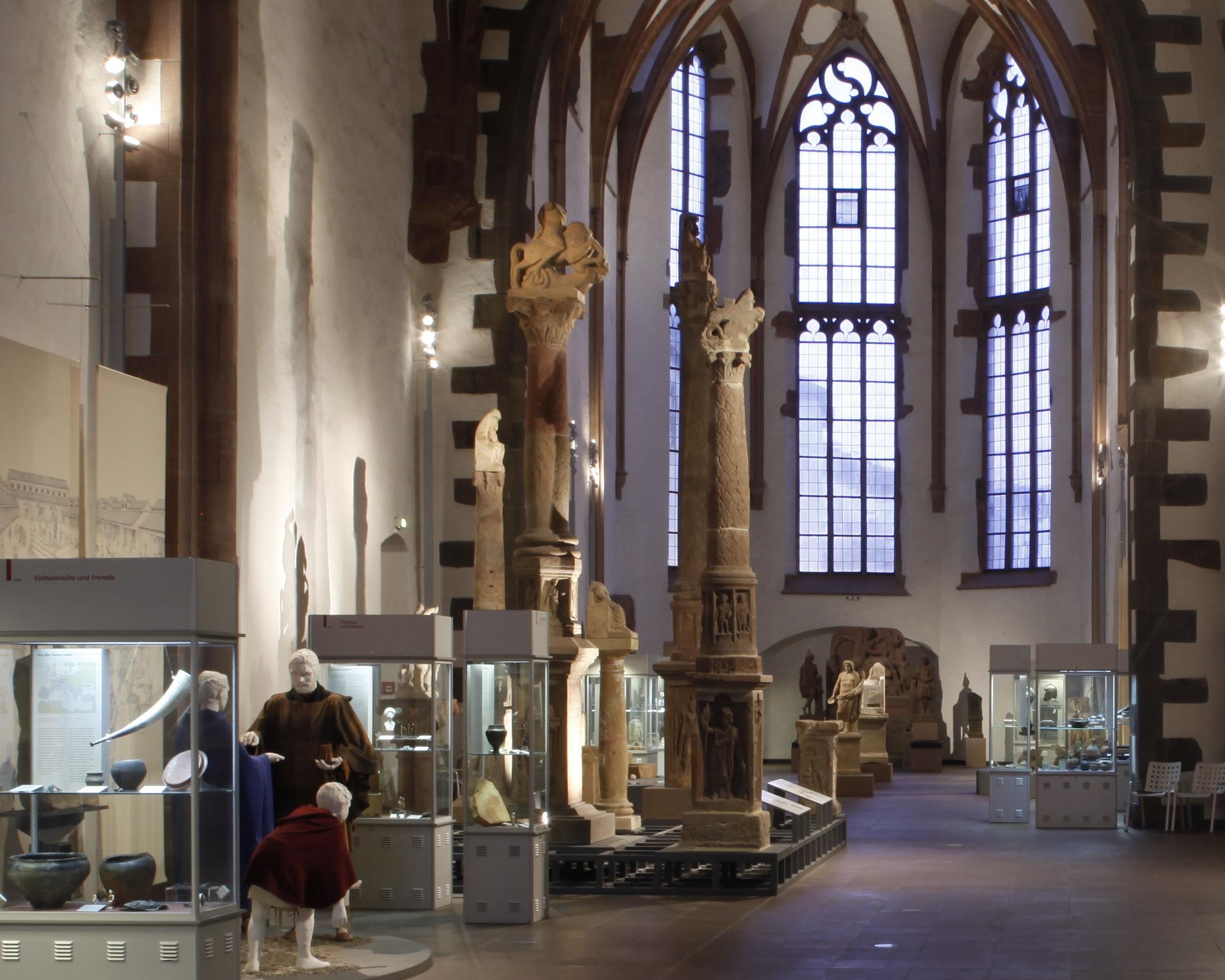 © Archäologisches Museum Frankfurt