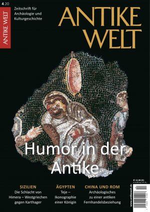 Cover Antike Welt 420