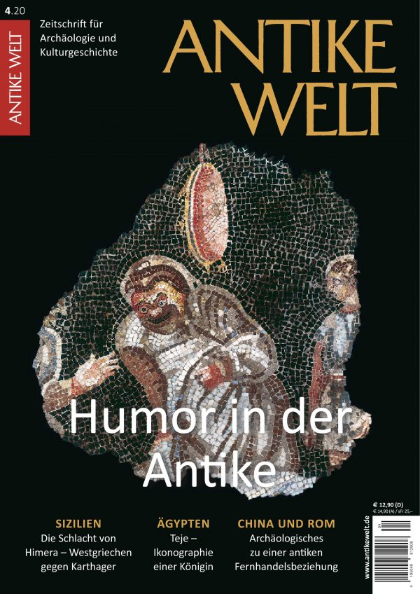 Cover Antike Welt 420