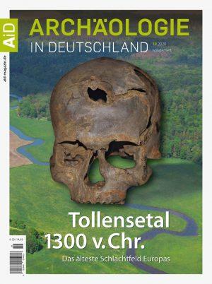 Cover AiD Sonderheft 1920 Tollensetal