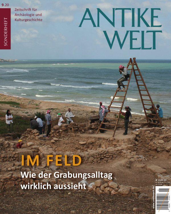 Cover_Antike Welt Sonderheft 920_Grabungsalltag