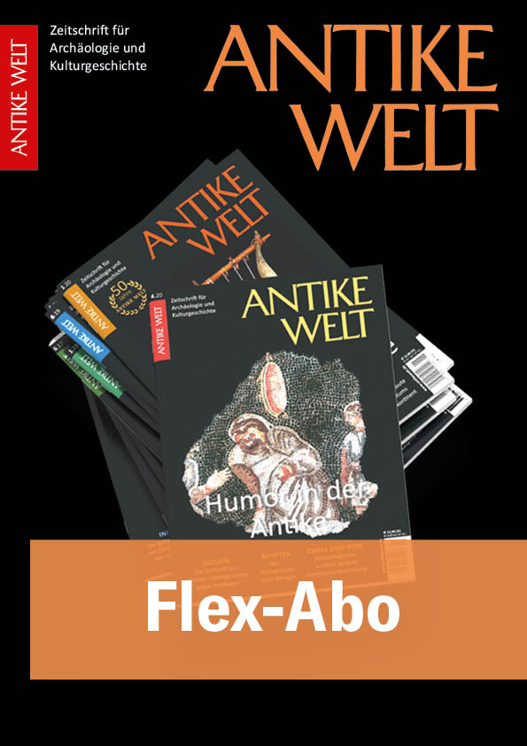 Flexabonnement Antike Welt