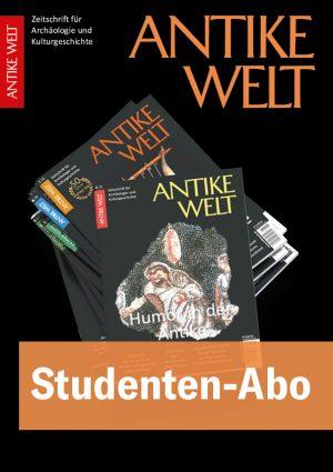 Studentenabonnement Antike Welt