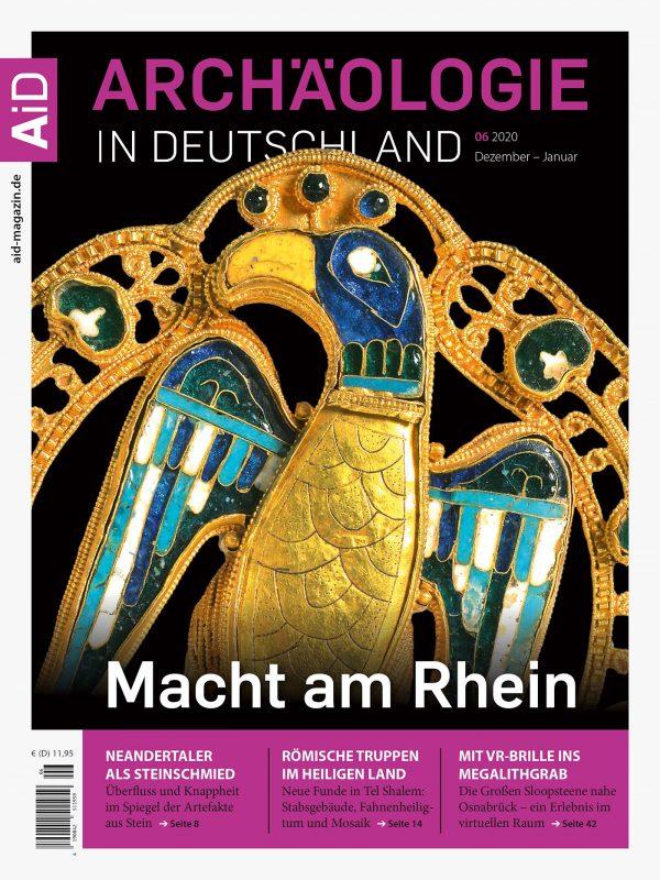 Cover AiD 620 Macht am Rhein
