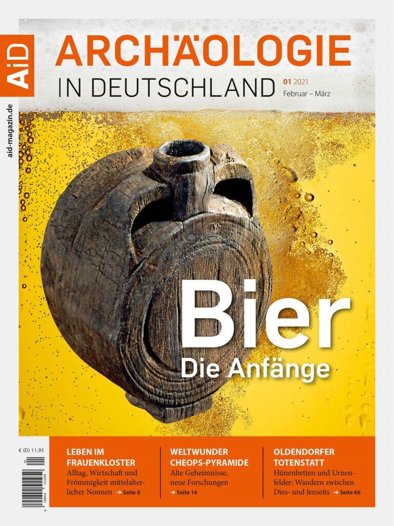 Cover AiD 121 Bier