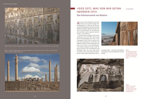 Antike Welt Innenseite