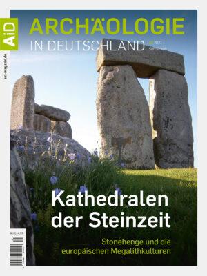 Cover AiD Sonderheft Stonehenge